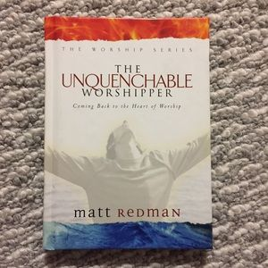 The Unquenchable Worshipper - Book